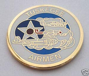 (Pin for Hats - Tuskegee Airmen Military Veteran US AIR Force Hat Pin - Decoration for Clothes)