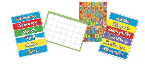Eureka School Calendar Bulletin Panels product image