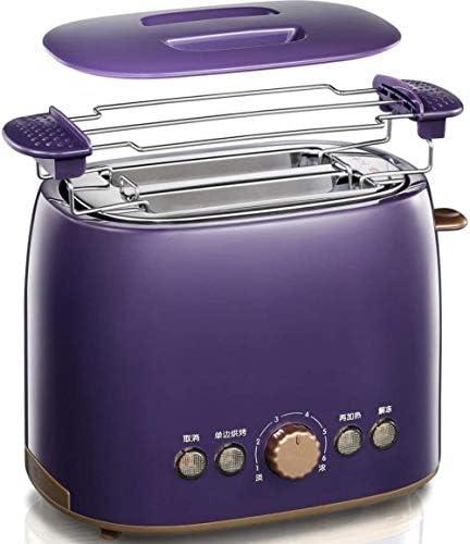 Broodrooster 2 Plakken Broodrooster Machine Home Automatische Machine Ontbijt Machine Broodrooster