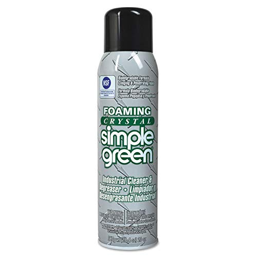 Foaming Crystal Simple Green Industrial Cleaner and Degreaser