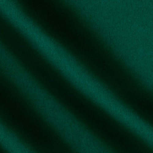 Mi Amor Duchess Satin Hunter Green Fabric By The Yard (Green Satin Hunter)