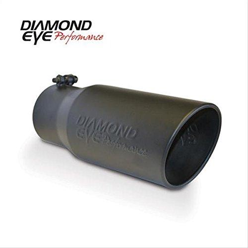 (Diamond Eye 4512BRA-DEBK Exhaust Tip)