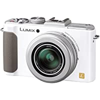 Panasonic DigitalCamera Lumix LX7 white DMC-LX7-W (International Model)