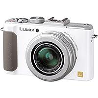Panasonic DigitalCamera Lumix LX7 white DMC-LX7-W (International Model)