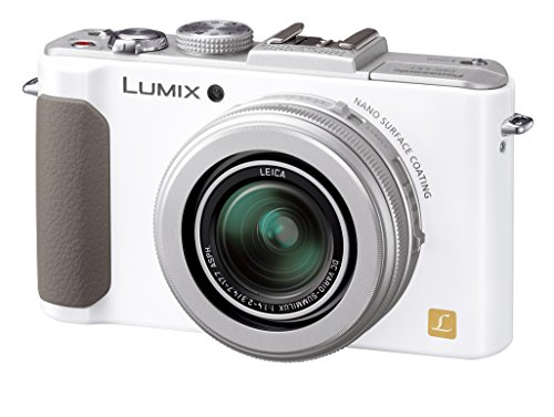 Panasonic DigitalCamera Lumix LX7 white DMC-LX7-W (International - Int Standard Is Shipping What L