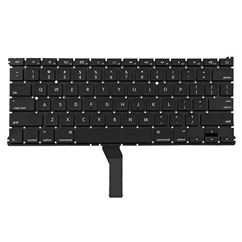 SHINESTAR Replacement Keyboard for Macbook Air 13 Inch, A1369 ( 2010 2011 ) A1466 ( 2012 2013 2014 2015 ), MC503 MC504 MC965 MC966 MD231 MD232 MD760A MD761A MD760B MD761B MJVE2 MJVG2