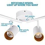 LEONLITE LED Dimmable Track Lighting