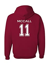 Adult Teen Wolf McCall 11 Hoodie READ Important NOTE