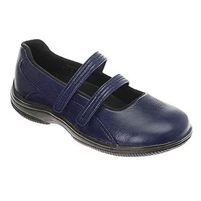 Propet Women's Twilight Sneaker,Navy,6 B US