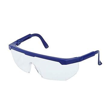 El trabajo de los ojos de seguridad gafas de protección anti-salpicaduras del viento a prueba de polvo Eyewear Gafas Republe: Amazon.es: Bricolaje y ...