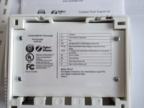 Centralite-HA-Thermostat-with-Zigbee-for-Xfinity-Comcast-Time-Warner-3156105