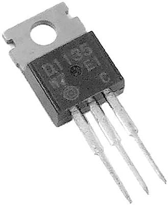 Transistores eDealMax 2SD1135 silicio NPN Difundido Triple Amplificador Triodo 5 PC