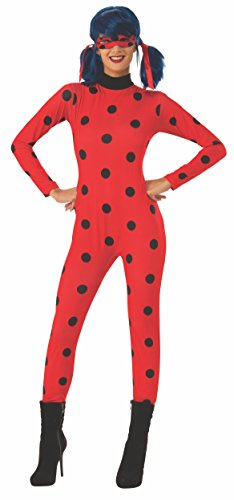 Rubie's Women's Standard Miraculous Ladybug Costume, as as Shown, Large