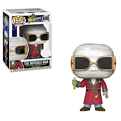 The Invisible Man Vinyl Figure 608: Toys & Games