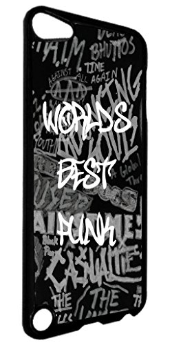 (World's Best Punk- Graffiti Word Art- TM Apple iPod 5 Universal Black Plastic Case Made in the USA)
