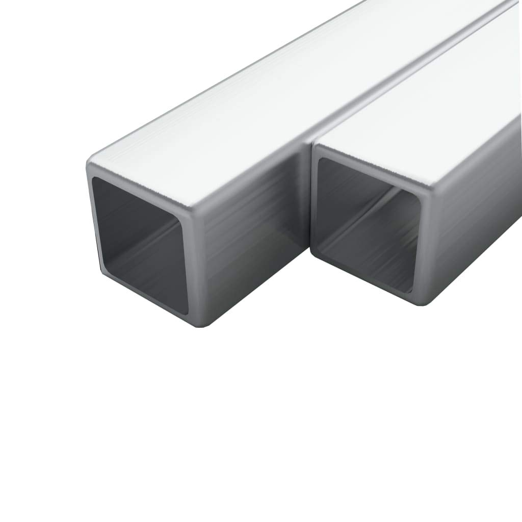 Square Tube Square Tube Steel Profile Tube Steel Pipe 20x20x1,5 to 1000mm
