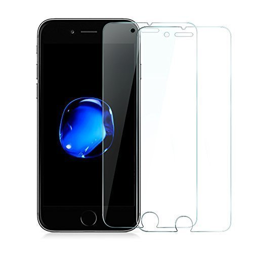 Click to buy iPhone 7 Plus Screen Protector - Anker GlassGuard [2-Pack] Premium Tempered Glass Screen Protector for Apple iPhone 7 Plus (5.5 Inch) - From only $5.99