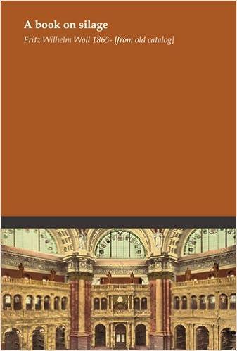 Téléchargez des livres en ligne gratuitement pdfA book on silage B003R7JD10 PDF MOBI