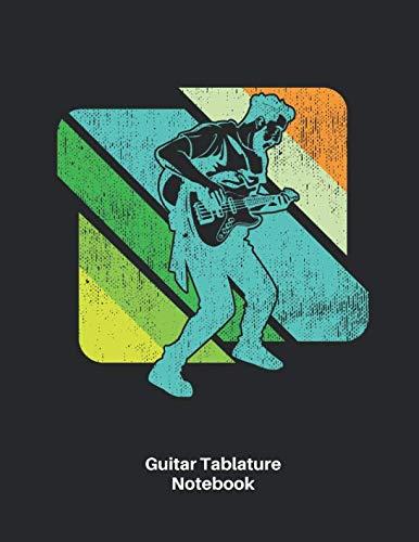 Nice Day Sheet Music - Guitar Tablature Notebook: Guitar Sheet Music Blank Tab Notebook - Great Accessories & Gift Idea for Guitarists, Guitar Teacher & Students.