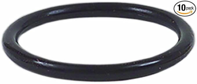 10-Pack Viega 78257 ProPress 1-1//4-Inch Zero Lead EPDM Seal with EPDM Shiny Black