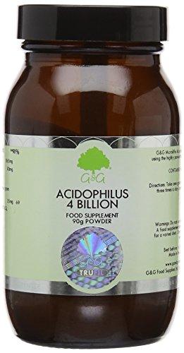G&G Vitamins Lactobacillus Acidophilus Powder