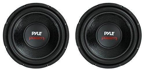 (2) PYLE PLPW12D 12