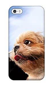 Faddish Phone Cute Dog In The Wind Car Window Animal Dog Case For Iphone 6 plus 5.5 / Perfect Case Cover