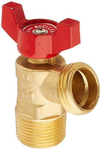 Price comparison product image B and K Industries 102-054HN 3 / 4-Inch Boiler Drain