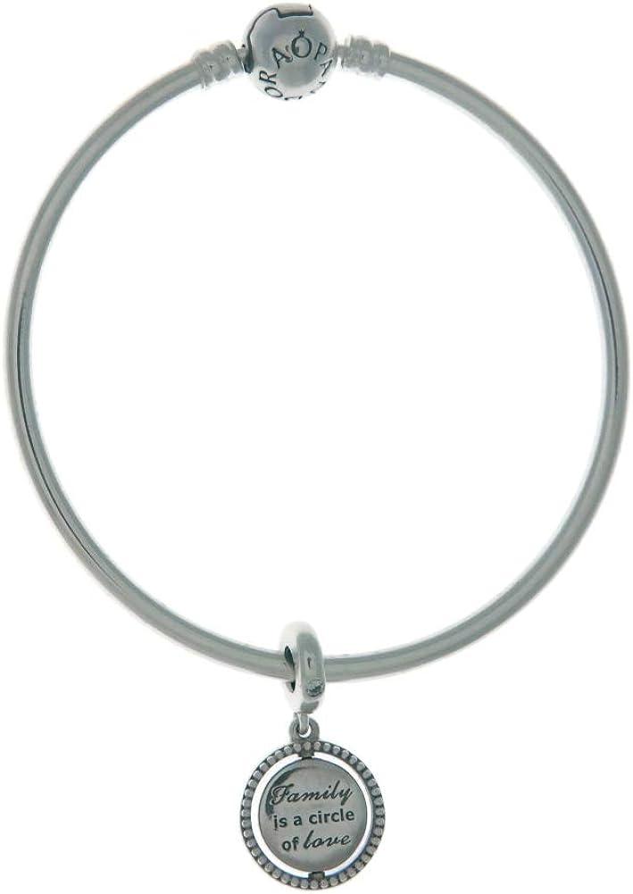 PANDORA Family Tree Bangle Gift Set 925 Sterling Silver - B801156
