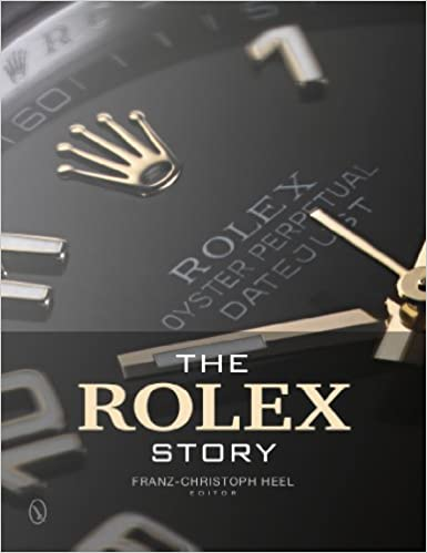 7b7cf6b9e79 The Rolex Story - Livros na Amazon Brasil- 9780764345975