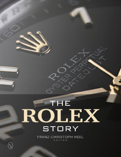 Price comparison product image The Rolex Story