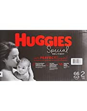 Newborn Diapers - Huggies Special Delivery Hypoallergenic Disposable Baby Diapers