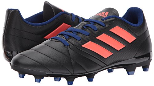adidas Women's Ace 17.4 FG W Soccer Shoe, Black/Easy Coral/Mystery Ink, 7.5 Medium US by adidas (Image #6)