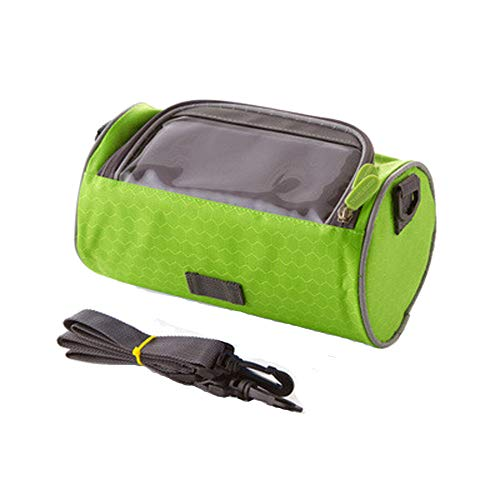 Frame Clearance Tubes -  Christmas Clearance , Cycling Bicycle Saddle Tube Bag Bike Top Frame Front Pannier Double Pouch Holder