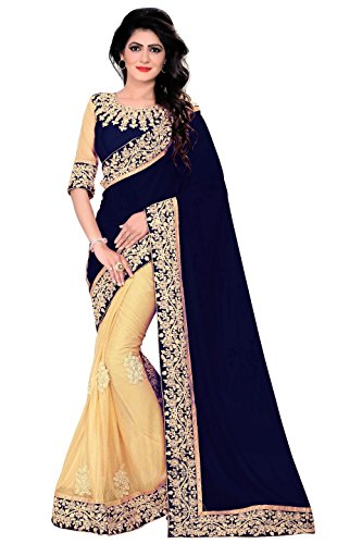 Indian Sari Fashion Women's Saree with Unstitch Blouse Piece 1-50