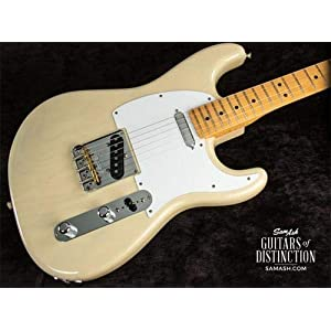 Fender Limited Edition Whiteguard Stratocaster, Vintage Blonde