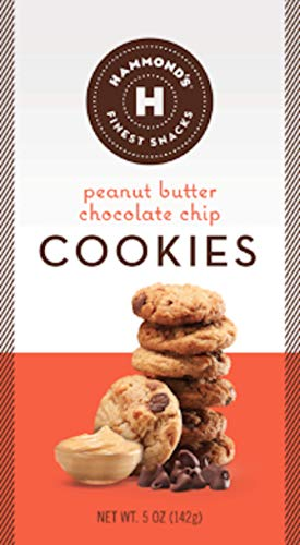 Hammonds Candies Finest Cookies: Peanut Butter Chocolate Chip