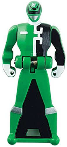 Power Rangers Super Megaforce Green SPD Ranger Key 2.5