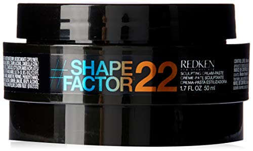 Hair Sculpting Lotion - Redken Shape Factor 22 Sculpting Cream Paste, 1.7 Ounce