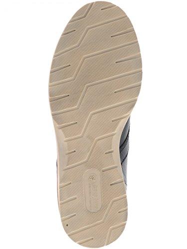 de de seguridad Ropa prueba de Jesse Negro de Botas trabajo a para Zapatos James hombre Botas cuero agua fqXxC4Z