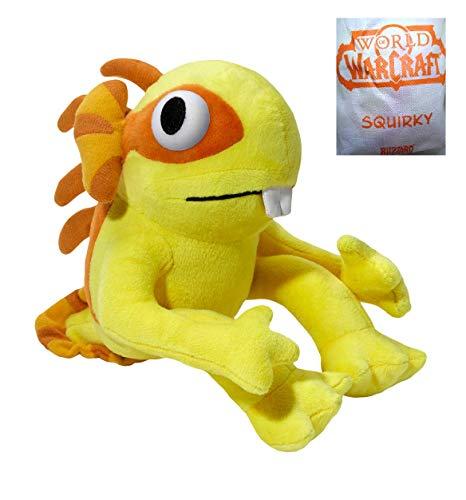 Official Blizzard Squirky Murloc Plush (Toy Murloc)
