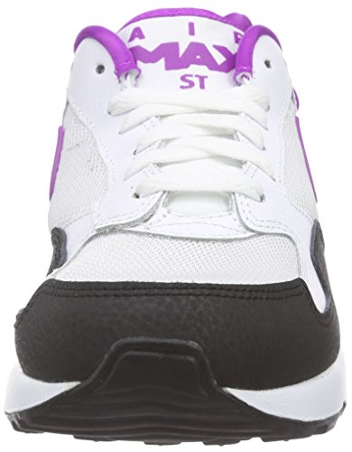 Mujer Color Air Morado Max Blanco Nike Para Zapatillas St negro HqYZwU