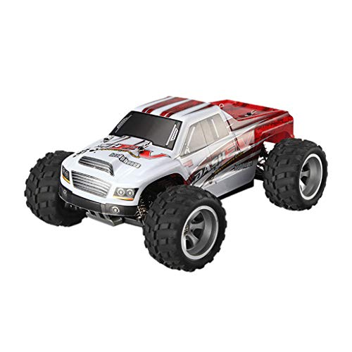 Littleice WLtoys A979B 1:18 RC Car 2.4G 4WD High Speed 70km/h Off-Road Race Buggy Toy Gift