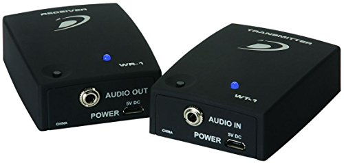Dayton Audio WS-12 Sub-Link XR 2.4 GHz Wireless Audio Transmitter/Receiver System for Subwoofers (Wireless Subwoofer Transmitter)