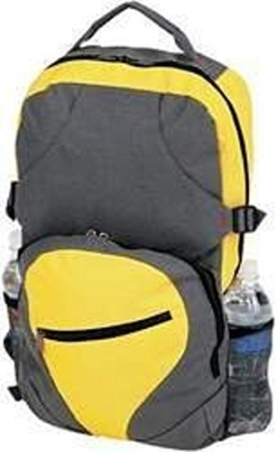 Extreme Pak - 17'' Extreme Pak 600D Poly Backpack by ExtremePak