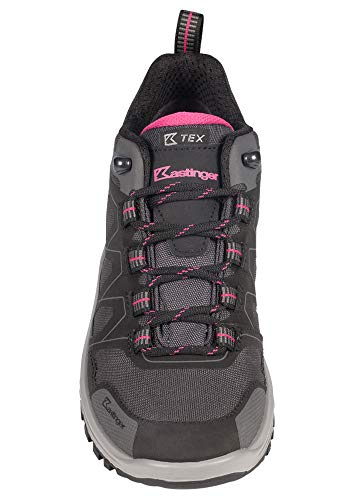 Herren robust und Atmungsaktiv Membran Trekkingschuh und Cordura Unisex Synthetik K grey wasserdicht Unkas TEX Damen Kastinger pink q1t0n