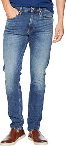 Calvin Klein Jeans Men's Slim Fit Jeans in Houston Mid Blue Houston Mid Blue 32 32