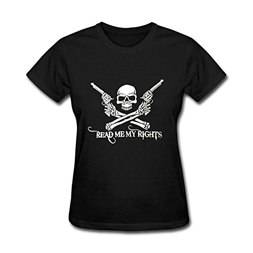 Foxgax Women's Brantley Gilbert Read Me My Rights T shirts