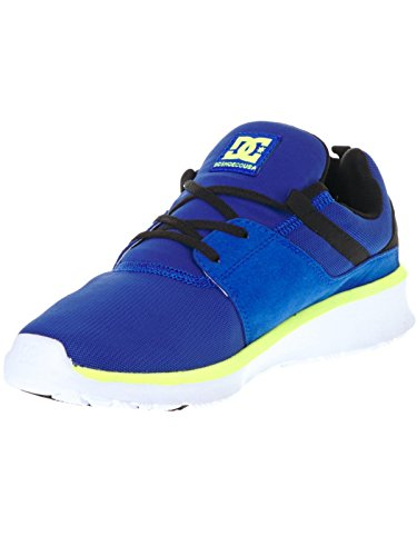 Men's Yellow Running Black Blue DC Heathrow Shoes Training 75wUq