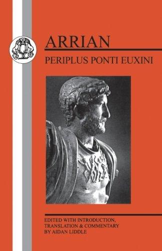 Arrian: Periplus Ponti Euxini (Greek Texts)